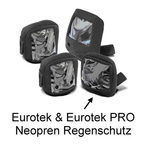 Regencover für den Eurotek PRO